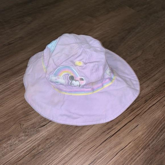 NWT FROZEN OLAF INFANT Hat Sun Hat Beach Hat Chin Strap Disney Parks Disneyland